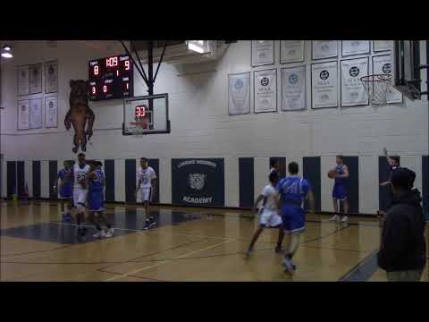 LWA vs Saunders High School -  02 03 18