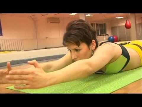 простые упражнения для сжигания жира