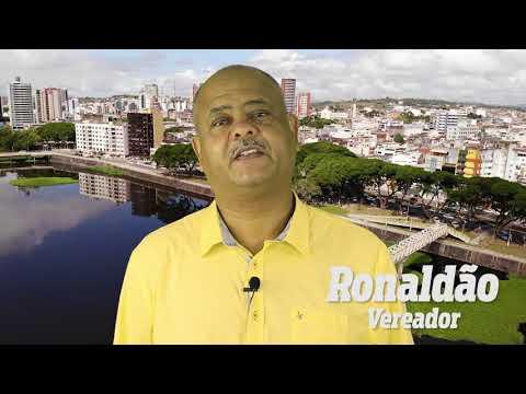 Homenagem do vereador Ronaldão ao aniversário de Itabuna