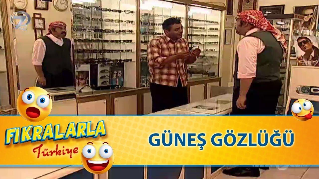 Güneş Gözlüğü - Türk Fıkraları 90