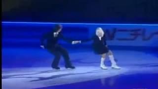 Oksana Domnina & Maxim Shabalin - Worlds 2007 Exhibition