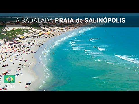 Praia de Salinópolis