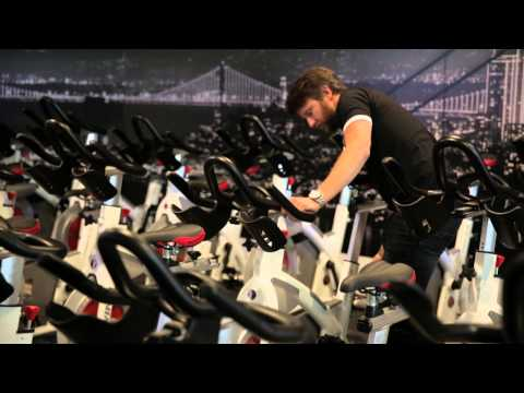 Club Opening in Walnut Creek, CA by StudioCycles 40+ spin bikes