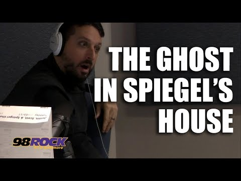 The Ghost In Spiegel's House