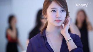 Yoon Eun Hye 윤은혜- CeCi BF Reporter 오즈세컨 [O