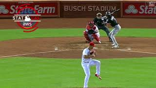 Statcast: Hicks' 102.0-mph pitch