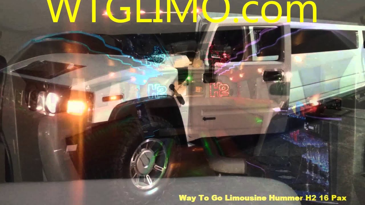Chicago Party Bus Rental & Limo Service Way To Go Limousine 855