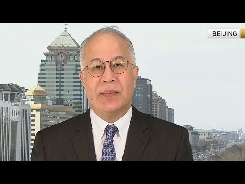 Einar Tangen on Trump administration's shift on US-China relations