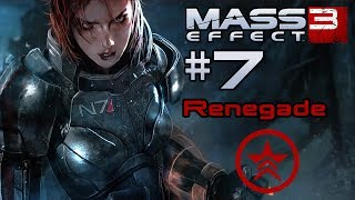 Lets Play Mass Effect 3 Renegade #7 Normandy part 2