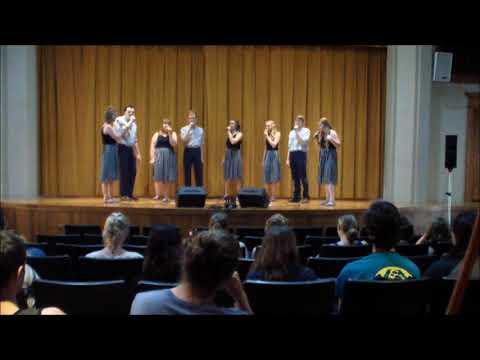 Days of Elijah - Geneva College's New Song