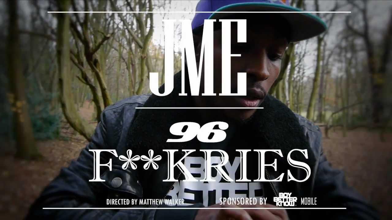 Download Jme - 96 FUCKRIES