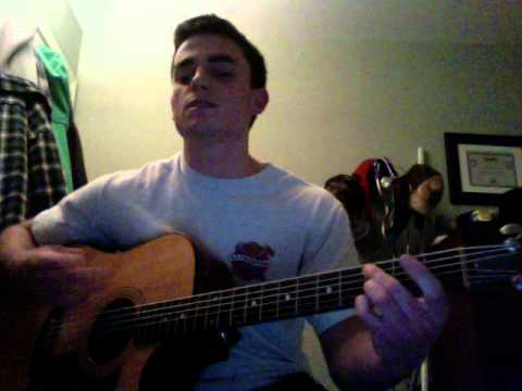 I hope that's me-Brad Paisley cover by Ryan Scripps