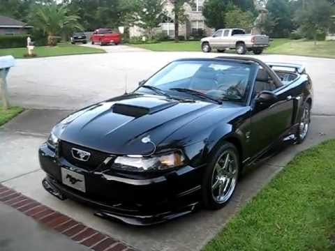 Watch on 2001 mustang v6 suspension