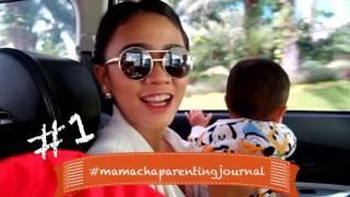Mamacha Parenting Journal #1 - Taking The Kids To Work