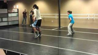 Choreography to Relax by Tre Preston