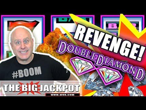 💎Double Diamond Revenge 💎Fun Jackpots at Sea! 🛥️| The Big Jackpot