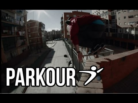 For The Real Ones. Parkour.