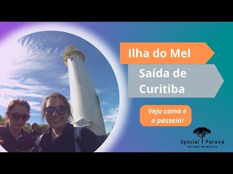 Passeio Ilha do Mel [Curitiba]