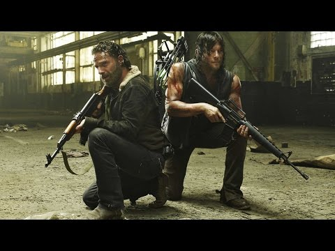 The Walking Dead Soundtracks Compilation