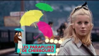 Les Parapluies de Cherbourg - Sur le quai / Le magasin de parapluies  - Michel Legrand