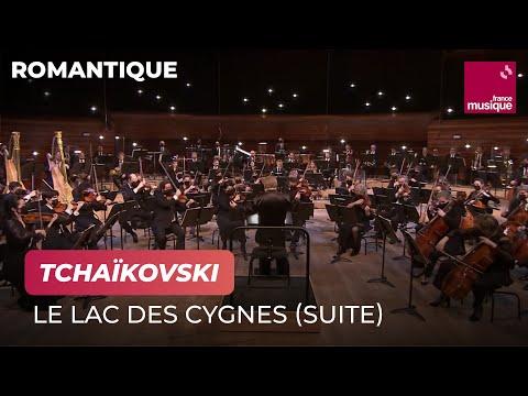 Tchaïkovski : le Lac des cygnes, suite d'orchestre (Orchestre philharmonique de Radio France)