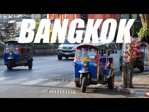 How Expensive is BANGKOK, Thailand? Bangkok on a Budget!