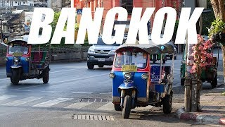 Thailand Travel: BANGKOK on a Budget!!