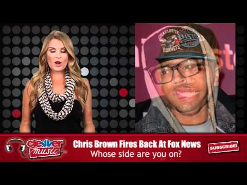 Chris Brown Fires Back at Fox News With 'Real Hip Hop Sh*t #4'