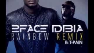 2face - Rainbow remix ft T pain  (New 2013)