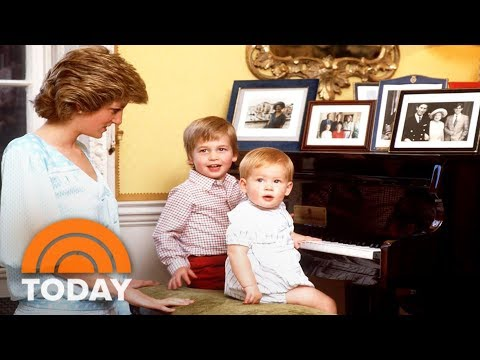 Prince William and Prince Harry Recall 'Diana, Our Mother' In New Documentary | TODAY