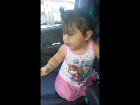 ♡9-month old dancing♡named Samantha☆
