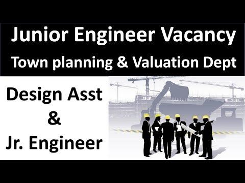 Design Assistant and Junior Engineer vacancy in Government of Maharashtra