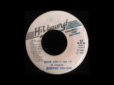 JOHNNY OSBOURNE - Rock And Come On [1982]