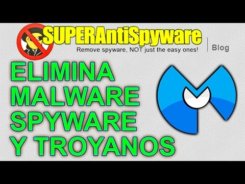 Como detectar y eliminar malware, spyware y troyanos para windows 10, 8 y 7