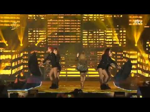 130120 Intro + Umbrella + I'll Show You - Ailee GDA in KL