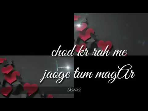 Zindagi Bewafa Hain Ye Mana Magar Lyrics Video