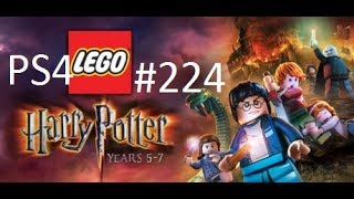 road to the Lego Harry Potter Years 5-7 (PS4) platinum trophy (plat #224)