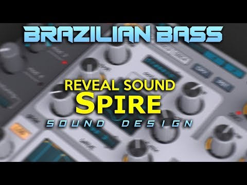 Spire BR Bass Sound Design / Ableton Live Template Free Download