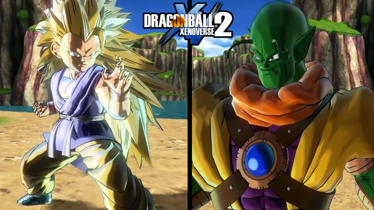 dragonball xenoverse 2 how to connect to supers