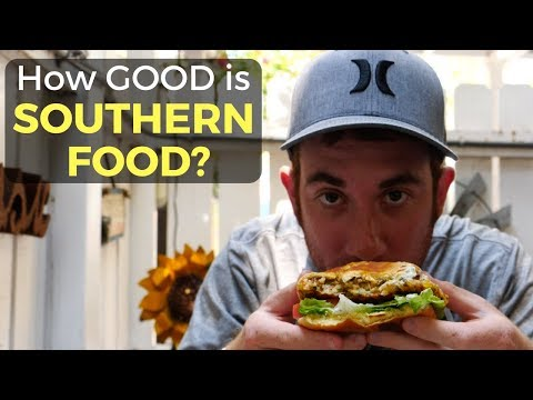 Top 10 Southern Foods (American South Cuisine)