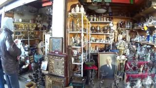 Блошиный рынок  - Измайлово в Москве