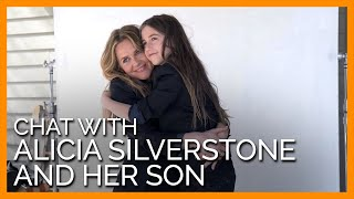 Alicia Silverstone and Her Son Talk About Animals, Paul McCartney, and Their Favorite Vegan Foods