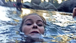 I Almost Drowned For This Vlog...