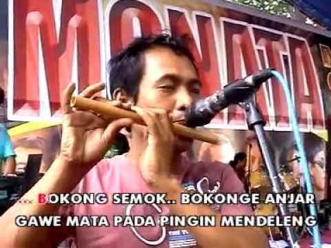 KOPLO-Bokong Semok [Karaoke]-ANJAR AGUSTIN