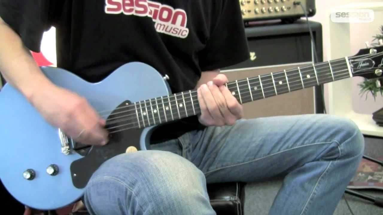 Gibson Les Paul Junior Pb Youtube