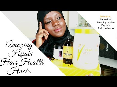 HIJABI HAIR CARE TIPS YOU NEED TO KNOW