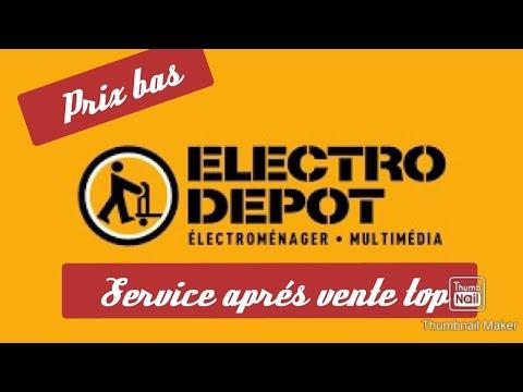 Electro Dépôt# Le Magasin #le Moins Cher #d'électroménager #ارخص محل #الاجهزة الاليكترونية