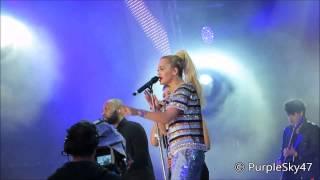Rita Ora - Magic (Coldplay Cover) live @ Donauinselfest, Vienna - 29.06.2014