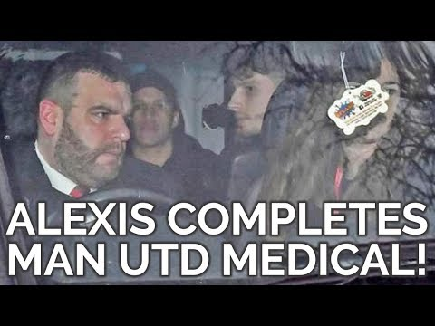 ALEXIS SANCHEZ COMPLETES MEDICAL! | Manchester United Transfer Talk