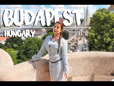 My top 7 places to visit in Budapest-Hungary| Finally I tried the famous Chimney Cake